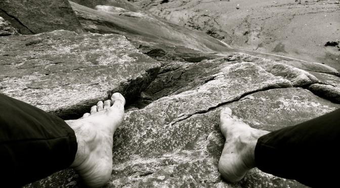 Course minimaliste (barefoot style), ou l'intelligence du pied